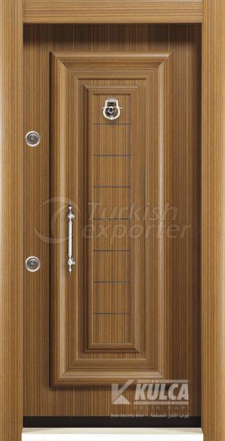 Z-9041  (Exclusive Steel Door)